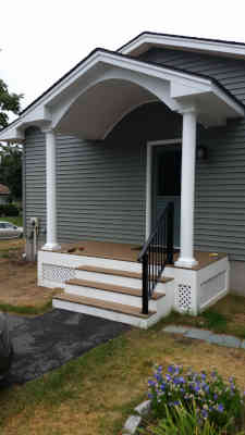 Custom Decks and Porches by RJM Carpentry